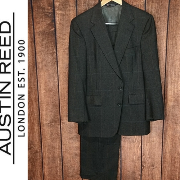 Austin Reed Suits Blazers Esquisite Wool Austin Reed Suit Like New Poshmark